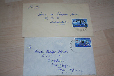 Lot 117 Nachlass Briefe Bedarfspost alle Welt cover Pacific Island Tonga