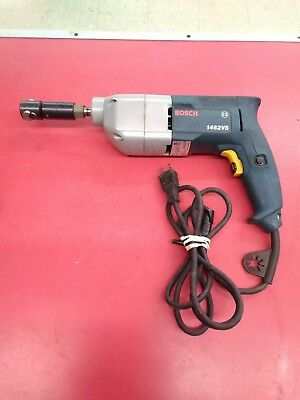 """Bosch 1462VS 3/8"""" Tapper Drill w/ Auto Reverse - Made In Germany -Free Shipping"""