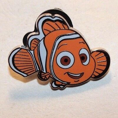 Disney Parks Pin Booster Finding Dory Nemo Pin