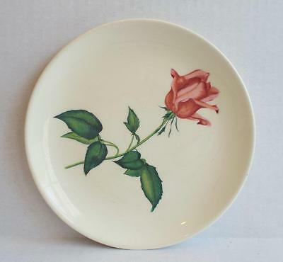 """Harmony House BETSY ROSE Small 6 1/4"""" DESSERT PLATE / DISH Vintage"""