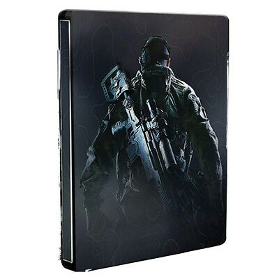 Sniper: Ghost Warrior 3 Limited Edition Steelbook Case [PS4 / Xbox One] No Game