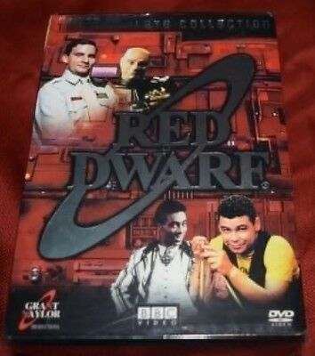 Red Dwarf Complete Series Collection Dvd Seasons 1 - 8  18 Disc Box Set Sealed