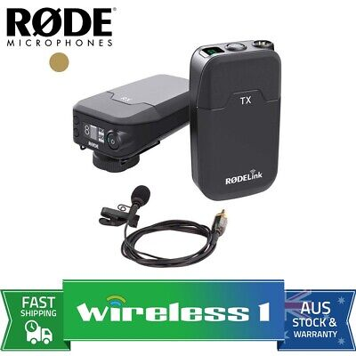 Rode RODELink Filmmaker Kit Digital Wireless System for Filmmakers