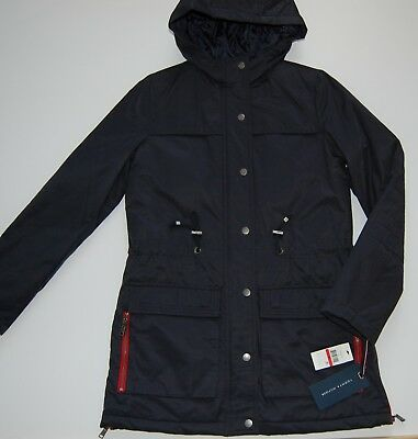 Tommy Hilfiger Men's Jacket with Hood, Color Navy, Style TW5MC415, NWT
