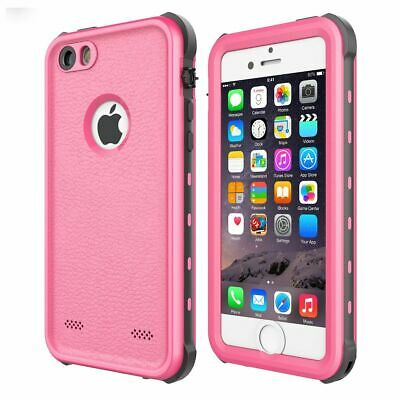 For iPhone SE/5S/5 Waterproof Phone Case Snowproof Heavy Duty Full Protection
