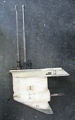 Johnson Evinrude 150hp - 225hp 2-Stroke Lower Unit Gearcase  long Shaft 25""