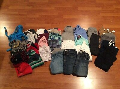 Boys Clothing Lot 3T & 4T Sizes