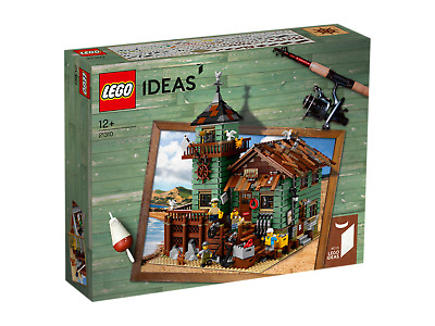 LEGO® Ideas 21310 Alter Angelladen NEU OVP_ Old Fishing Store NEW MISB NRFB