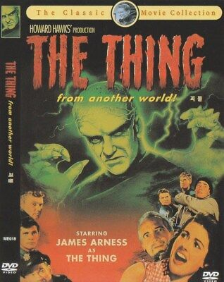 The Thing from Another World (1951) Kenneth Tobey DVD NEW *FAST SHIPPING*