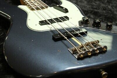 Fender CS: TB1962Jazz Bass Journeyman Rel. Dark Lake Placid Blue MH NEW