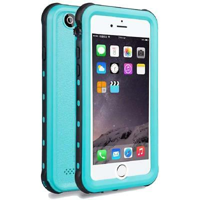 For iPhone 6s Plus/6s/6 Waterproof Case Heavy Duty Full Protection Phone Cover