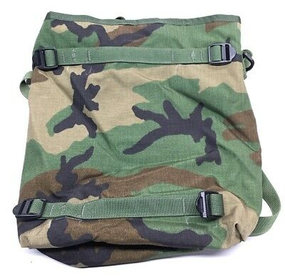 MOLLE II RADIO POUCH Rifleman Backpack Woodland Camo US Military Army USGI New