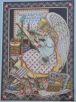 Angel of Cross Stitch - Completed (Postage to AU, US & UK Only)