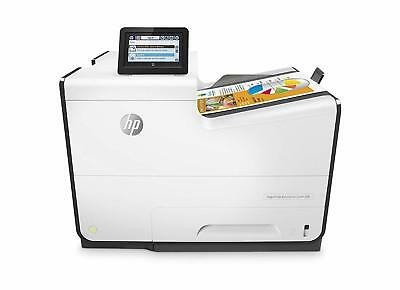 HP Pagewide Enterprise 556dn + Jetdirect 2900NW Print Server (J8031A)