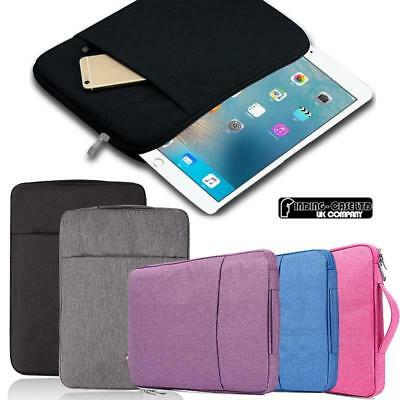 """Universal Carrying Laptop Sleeve Case Pouch Bag For Various 10""""  Tablet"""