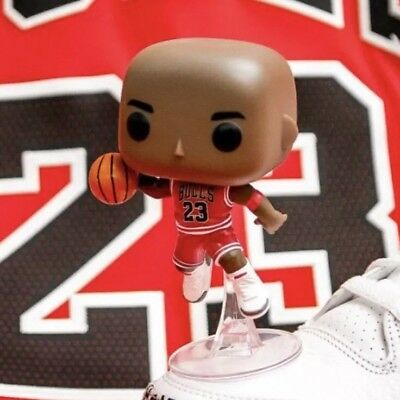 🏀 2019 Funko Pop! Michael Jordan Chicago Bulls NBA Basketball Preorder! 🏀 🐐