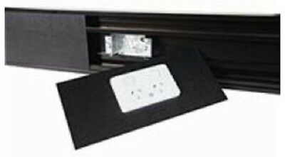 Esco MTG OUTLET KIT Black- 150x35mm Or 150x50mm