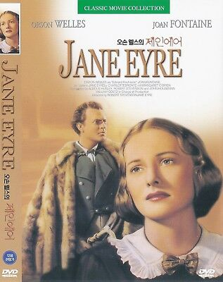 Jane Eyre (1944) Orson Welles / Joan Fontaine DVD NEW *FAST SHIPPING*