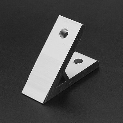 1pc Machifit 45 Degree Aluminium Angle Corner Joint Connector Bracket for 2020