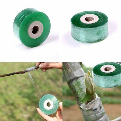 Garden Grafting Tape Self Adhesive Waxed Fruit Tree Branch Care Repair Roll Tape