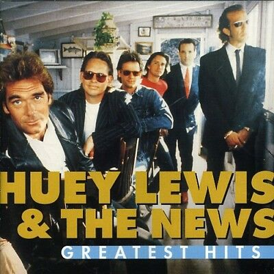 Greatest Hits by Huey Lewis & the News (CD, May-2006, Capitol/EMI Records) *NEW*