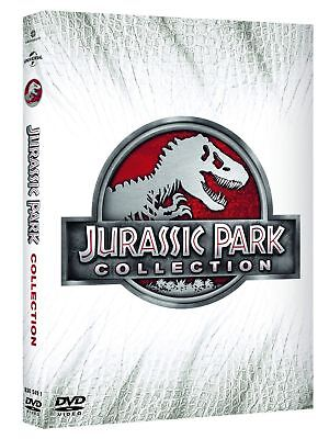 Jurassic Park Collection - Dvd (Nuovo)