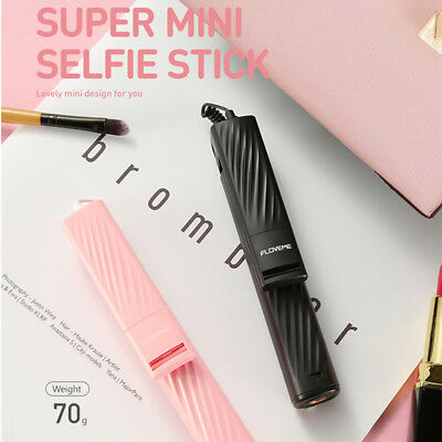 Extendable Handheld Wired Monopod Selfie Stick For iPhone XS XS Max X XR 8 7