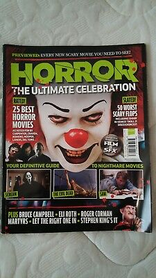 Horror - The Ultimate Celebration - Collectors Magazine