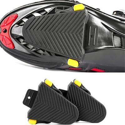 b9d78640165 For Shimano SPD-SL Cleats Pair Of Bike Bicycle Pedal Rubber Cleat Covers  Fits