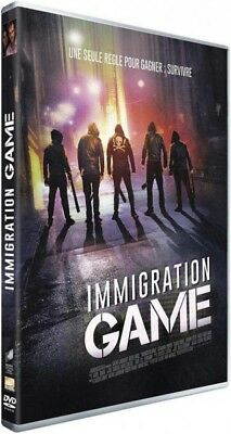 Immigration game DVD NEUF SOUS BLISTER