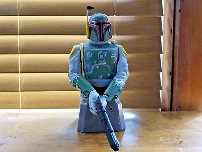 Star Wars Motion Activated Boba Fett - Interactive Room Guard