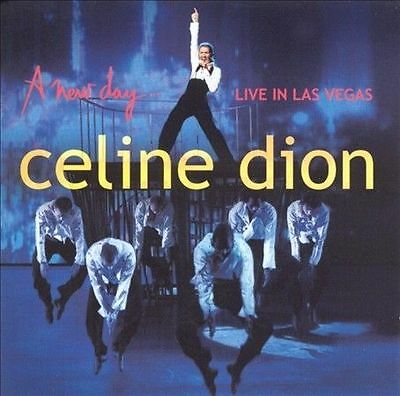 Celine Dion / A New Day...Live in Las Vegas (CD / DVD 2 Discs) Fever, I'm Alive