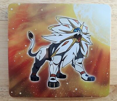 Pokemon Sun Steelbook - Fan Edition Collectable Software Case only - No Game