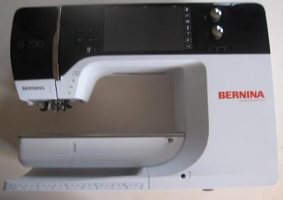 Bernina 790 Plus Sewing Quilting Embroidery Machine + Extensive Accessories