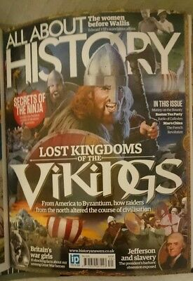 All About History Magazine No 34