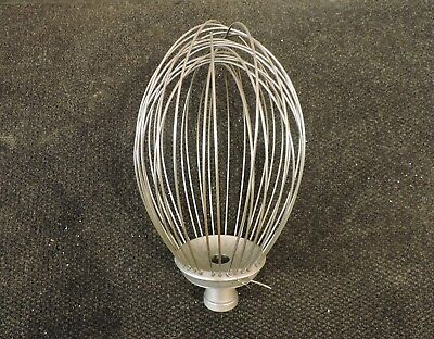 Hobart 60 QT Stainless Steel Wire Whip