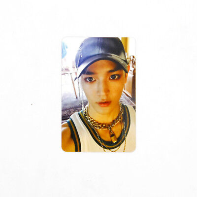 [NCT127]1st mini album official Photocard-A version/TAEYONG Photocard/fire truck