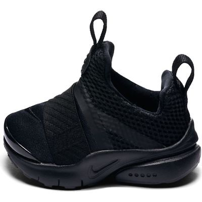 5323f26271a450 Nike Toddler Presto Extreme (TD) NEW AUTHENTIC Black Black 870019-001 SZ