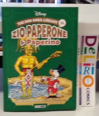 THE DON ROSA LIBRARY:ZIO PAPERONE E PAPERINO VOL.14 Ed. PANINI COMICS SCONTO 10%