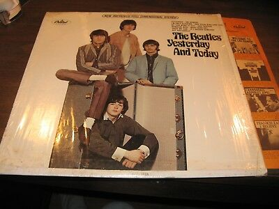 The Beatles Lot Of Lp,s Y&t,sgt Pep, Mono St-T-2553 T-2309 See All
