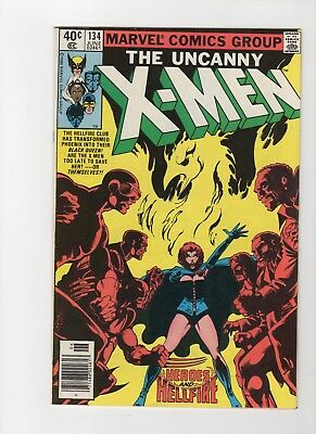 X-Men 134 Marvel NM/M 9.0 High Grade Key Book - 1st Dark Phoenix - Slab It!