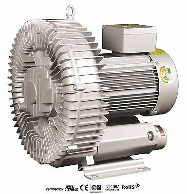 Pacific Regenerative Blower PB-500 (HRB-500), Ring, Vacuum and Pressure Blower