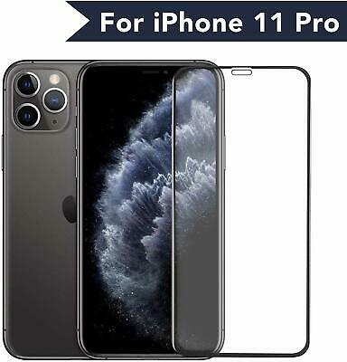 For iPhone 7 Tempered Glass Screen Protector Gorilla Curved Film Guard 6D 9H HD