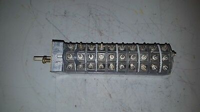 Westinghouse Rotary Switch, Type W-2, SE5907/19