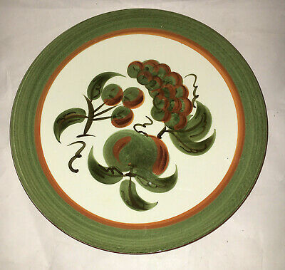 Stangl Orchard Song Chop Plate