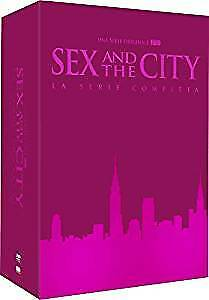Sex And The City (Box 17 Dvd) - DVD