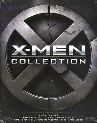 X-Men Complete Collection (Box 6 Br) - Blu-Ray