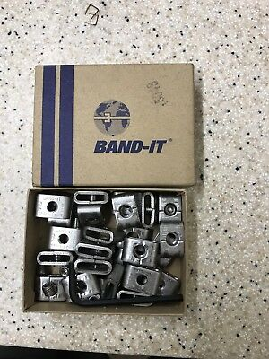 "BAND-IT 201 Stainless Steel Scru-lokt Style Buckle 3/4"" X20"