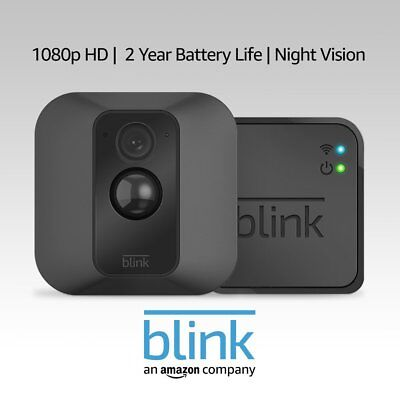 Blink XT Home Security Camera System + Sync Module