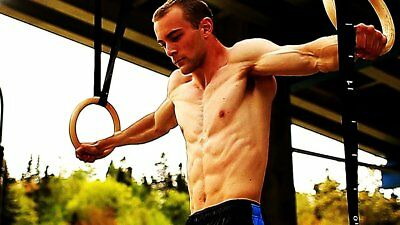 ABS Fitness Gym Rings
